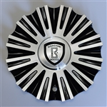 Borghini - B18 Center Cap Serial Number CSB18-1A (Aluminum)