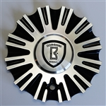Borghini - B18 Center Cap Serial Number CSB18-2A (Aluminum)
