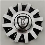 Borghini - B19 Center Cap Serial Number CSB19-2A (aluminum)