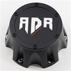 Red Dirt Road - RD8, RD7-2 Center Cap Serial Number CBRD6-1P (Matte Black)