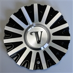 Velocity Wheel VW10 Center Cap Serial Number CSVW10-1A (aluminum)
