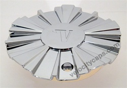 "Velocity Wheel VW117 Center Cap Serial Number STW117-1 (for 20"" and up wheels sizes)"