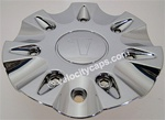 Velocity Wheel VW135 Center Cap Serial Number STW-135-2
