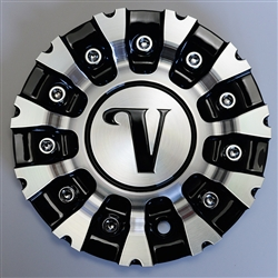 Velocity Wheel VW14 Center Cap Serial Number CSVW14-1A (aluminum)