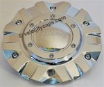 Velocity Wheel VW153 Center Cap Serial Number STW-153-1
