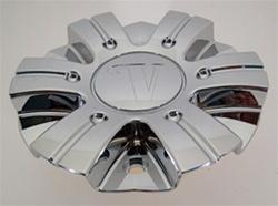 Velocity Chrome Wheel Center Cap CS376-1P