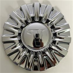 Velocity VW815 Chrome Wheel Center Cap 336-1 SJ708-23