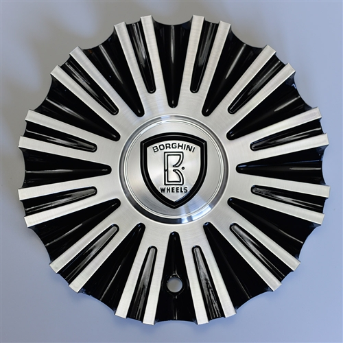 Borghini B13 Center Cap Serial Number CS418-B2P